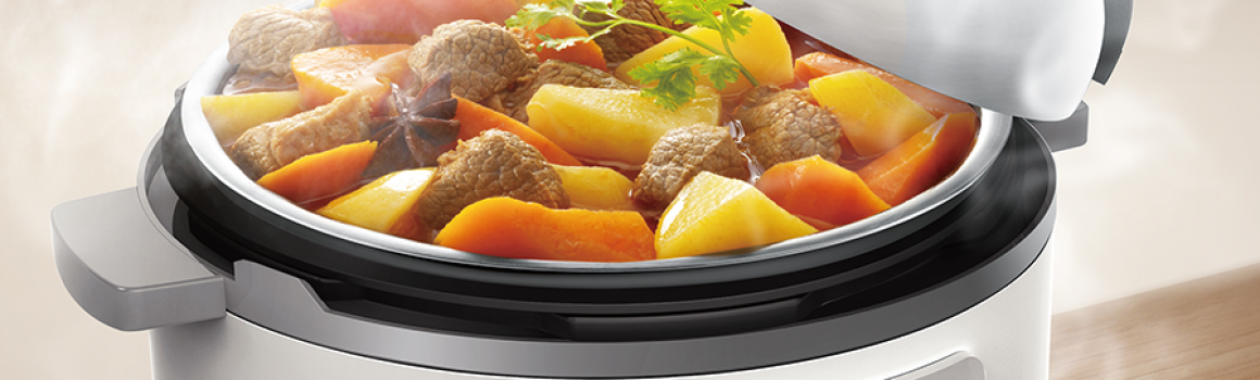 Curry Beef Pot