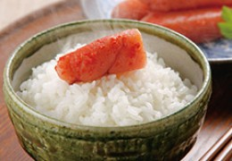 Japanese Rice with Carrot